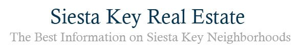 Siesta Key Homes for Sale