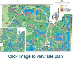 Sarasota National Site Plan