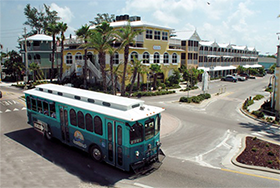 Free Trolley Service Coming to Siesta Key