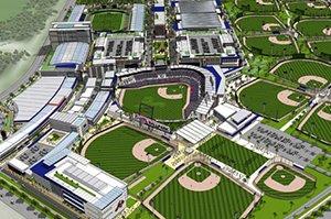 Billion-Dollar Braves Training Facility