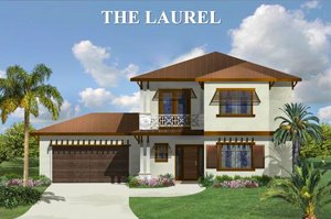 The Laurel by Legacy Homes