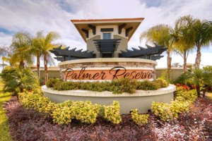 Palmer Reserve Entrance