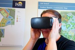 Pulte Homes VR Goggles