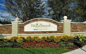 Woodbrook Community Entrance