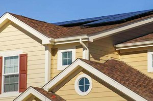 Leased Solar Panels