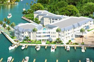 easy access to the Intracoastal Waterway