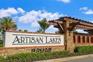 Esplanade at Artisan Lakes Homes for Sale