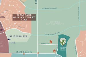 Lakewood Ranch map
