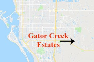 Gator Creek Estates Homes for Sale