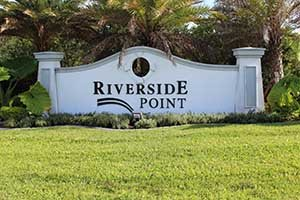 Riverside Point Homes for Sale