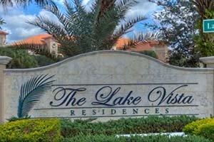 Lake Vista Homes for Sale