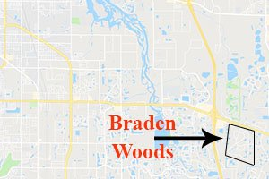Braden Woods Homes for Sale
