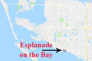 Esplanade on the Bay Homes for Sale