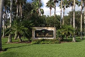 Venice Palms Homes for Sale