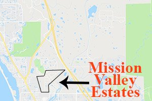 Mission Valley Estates Homes for Sale