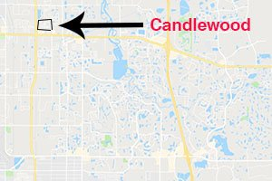 Candlewood Homes for Sale