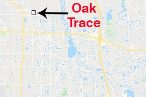 Oak Trace Homes for Sale