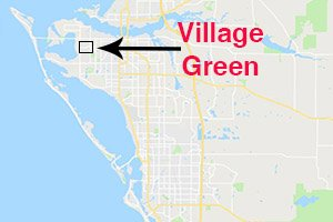 Village Green Homes for Sale