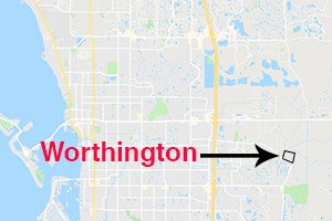 Worthington Homes for Sale