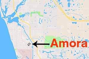 Amora Homes for Sale