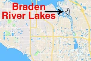 Braden River Lakes Homes for Sale