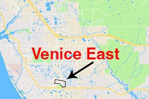 Venice East Homes for Sale