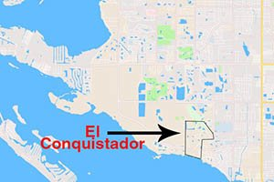 El Conquistador Homes for Sale