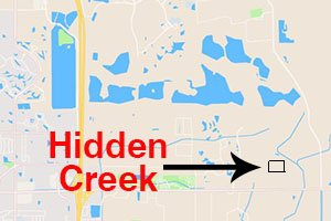 Hidden Creek Homes for Sale