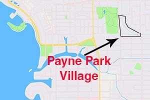 Payne Park Village Homes for Sale